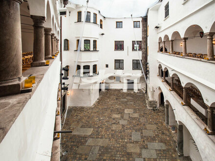 Galerie-, Ausstellungs- oder Auktionsräume auf Schloss Amerang