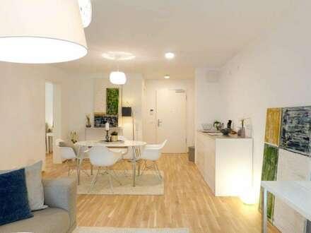 NEUBAU ERSTBEZUG schöne 3-Zimmerwohnungen im Wohnquartier KARL vom EG-4.OG mit Top-Ausstattung