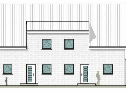 Wohnkomfort & Ästhetik: KfW-55 Energiespar-Doppelhaushälfte mit viel Platz