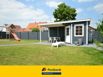 Zweifamilienhaus mit Ausbaureserve und großzügigem Garten