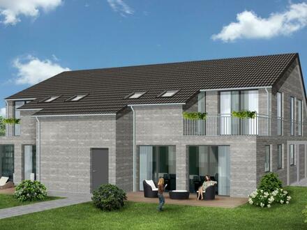 Neubau von 4 Eigentumswohnungen in Brake