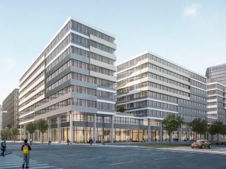 QBC 1 und QBC 2 - Bürohaus im Quartier Belvedere