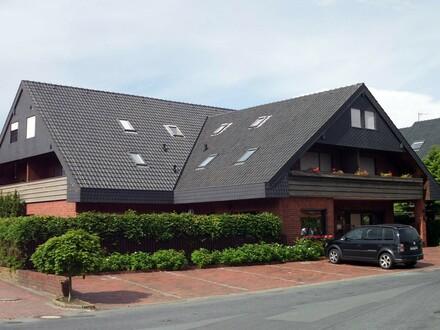 Große Eigentums- bzw. Ferienwohnung im Nordseebad Burhave