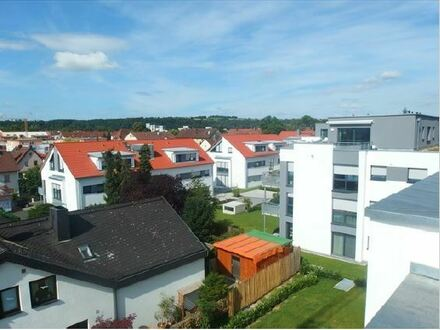 Exklusive Penthouse-Wohnung mit Charme