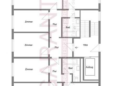 Universitätsviertel/Maxvorstadt RENDITE-OBJEKT! ca. 126 qm Wfl. mit variabler Grundrissgestaltung