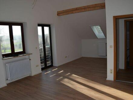 3½-Zimmer-Wohnung im Grünen nahe Soyen