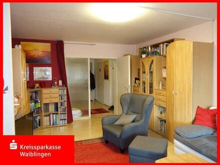Geräumige 3,5-Zimmer Wohnung mit Balkon und Terrasse