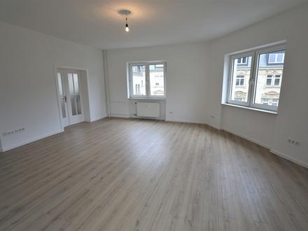 Westend Frankfurt 3 große, helle Zimmer mit Einbauküche und Balkon