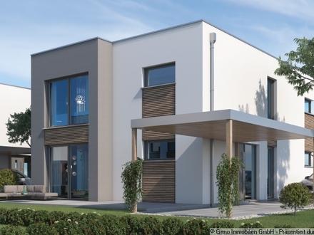 Neubau-Einfamilienhaus im Nordwesten der Bielefelder City