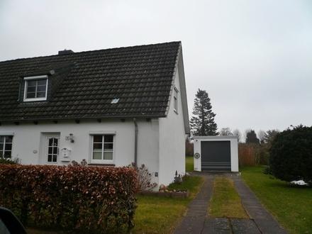 modernisierte Doppelhaushälfte in Münsterdorf