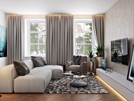 07 Visualisierung Wohnzimmer