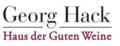 Georg Hack – Haus der Guten Weine GmbH & Co. KG