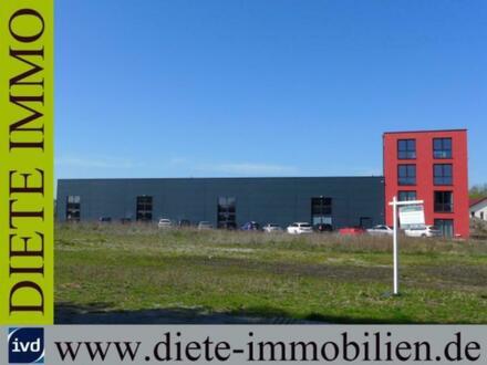 **PROVISIONSFREI** Projektierte Büro- und Hallenflächen in Verl