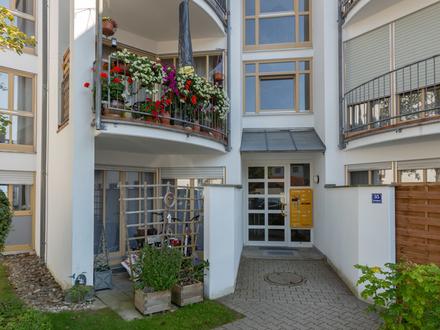 Wohnfreundliches Raumprogramm mit Einbauküche und TG-Stellplatz!