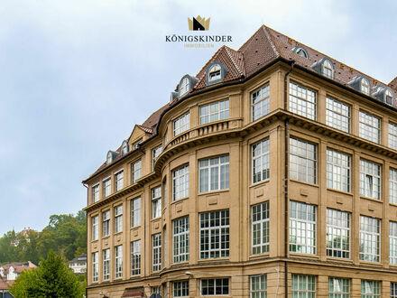Klein aber oho...Denkmalgeschütze Single-Wohnung in Albstadt