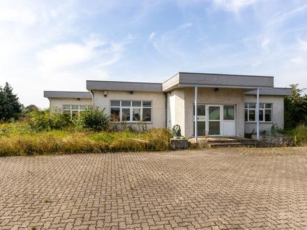PROVISIONSFREI! Büro/Praxis/Lagergebäude/Labor zur Anmietung im Gewerbegebiet SZ-Lebenstedt