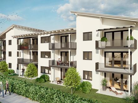 Neubau-Wohnung vom Bauträger - provisionsfrei