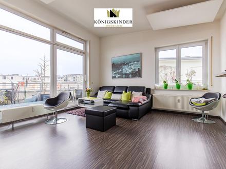 Wunderschöne Penthouse-Wohnung in Bietigheim-Bissingen