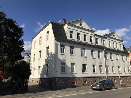 Frisch sanierte 3 Raumwohnung mit Balkon zur Miete