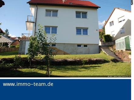 Ihr neues Domizil für die ganze Familie!* 2 x Balkon**großes Gartengrundstück*Garage*ruhige Lage*