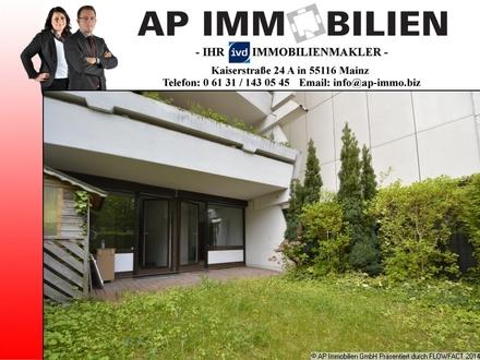 DER SOMMER STEHT VOR DER TÜR - 4 Zimmerwohnung mit Garten und Garage