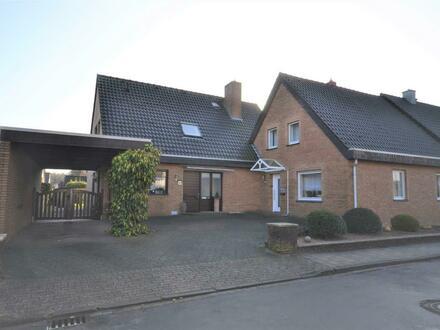 Doppelhaushälfte mit großem Anbau in Lingen