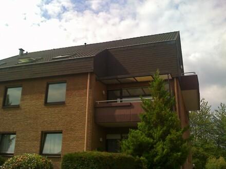 Geräumige 2 Zimmer Dachgeschosswohnung nähe Schulzentrum Süd