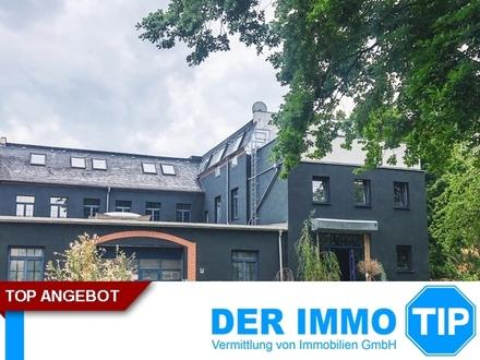 Bürofläche in saniertem Industriegebäude in Dresden Pieschen zur MIETE