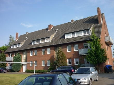 Gemütliche 45 m²-Wohnung Nähe Clemenshospital!