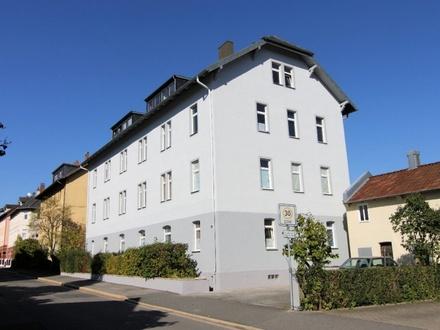 Zentrale 2-Zimmer-Wohnung mit Einbauküche in Coburg, Blumenstraße