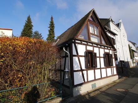 Ein schnuckeliges Häuschen mit Rheinblick in ruhiger Lage sucht neuen Besitzer!