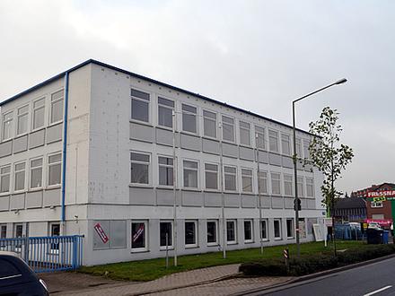 modernisierte Büroräume an der Pagenstecher Straße