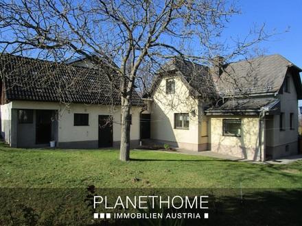 Gepflegtes Haus nahe Wiesmath mit Erweiterungs-Potential