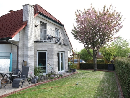 Schickes Einfamilienhaus in sonniger Lage in Kirchhatten
