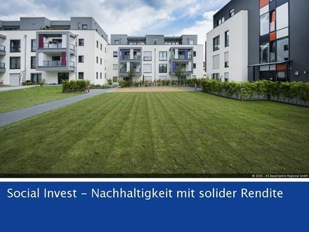 Social Invest mit solider Rendite - Wohngruppe / 8 WE in beliebter Lage
