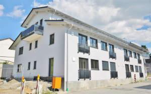 """""""Willkommen im Neuen Zuhause"""" - Neubauprojekt- 3 Zimmer Wohnung"""