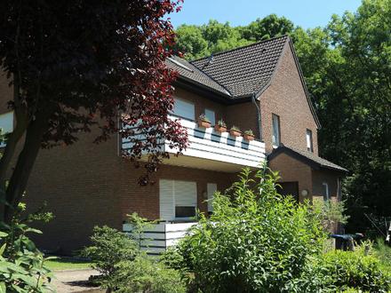 Löhne Gohfeld - schicke Studiowohnung in ruhiger Wohnlage mit Einbauküche!
