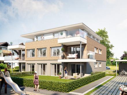 Wangen, Berger Höhe - Ein Zuhause im Schubartweg, 3-Zi. EG, A01