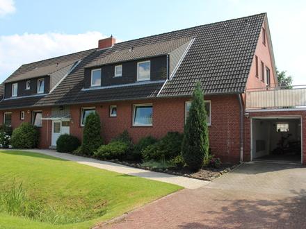 Emden: Ruhige OG-WHG inkl. Dachterrasse in grüner Lage! Obj. 4621