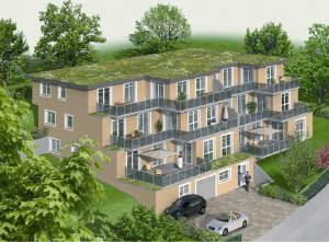 Lifestyle Terrassen Wohnanlage mit Penthouse
