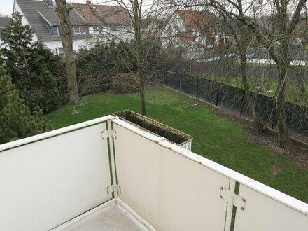 3-Zimmerwohnung mit Keller, Gartennutzung und zwei Balkonen in SZ-Lebenstedt
