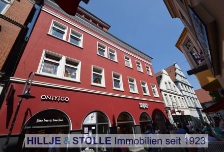 Stylische Studio-Wohnung mit Empore in der Oldenburger Innenstadt!