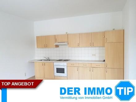 Preiswerte 1 Zimmerwohnung mit EBK in Chemnitz Glösa mieten
