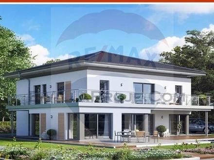 Eigene Zufahrt, Naturschutzgebiet und besondere Villa - Ihr neues Zuhause!