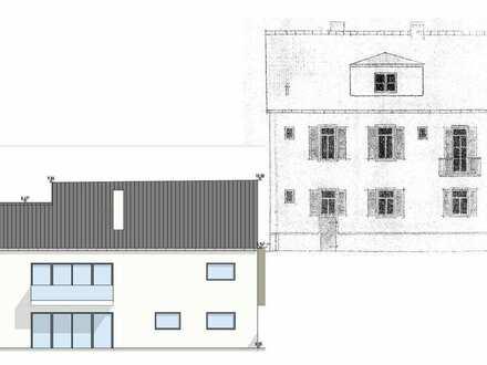 Ansicht beide Häuser