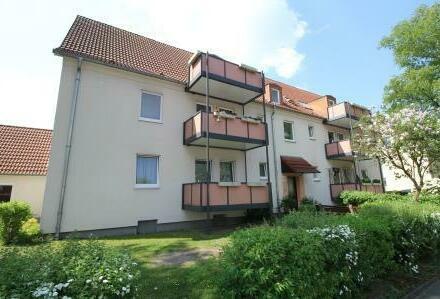 Helle 3-Zimmer-Wohnung im Grünen