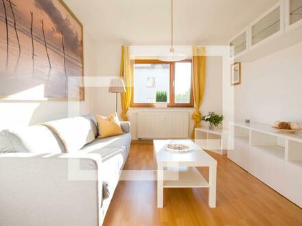 Klein aber oho! Süße Single-Wohnung mit Balkon, Wannenbad, Keller & Aufzug!