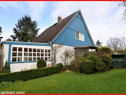Familientraum - Raumwunder inklusive Gartenidyll nahe dem Arenholzer See in Lürschau