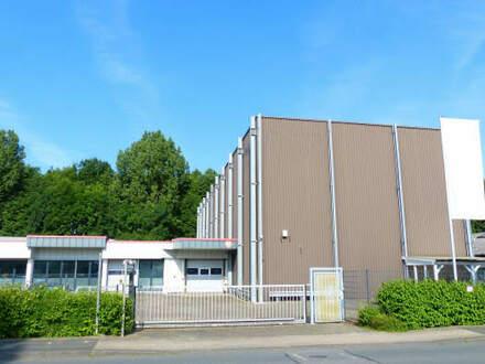 Vielseitig nutzbare Halle mit modernisierten Büros - Keine Käuferprovision!