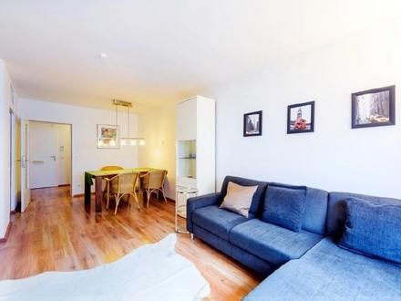 1 Zi.-Appartement in Schwabing-West, mit sehr guter Rendite